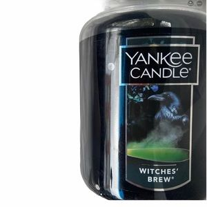 Yankee Candle Witches Brew Halloween Candle 22oz